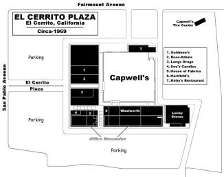 Image result for el cerrito plaza vintage