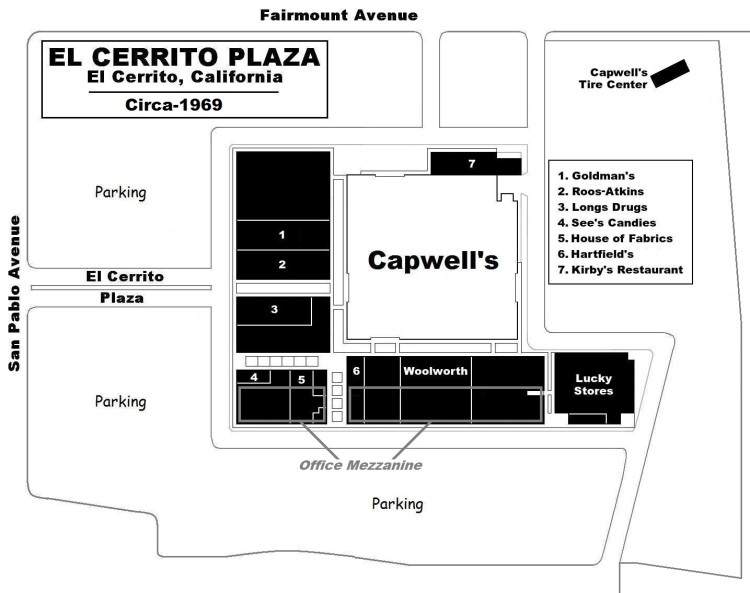 Image result for el cerrito plaza vintage